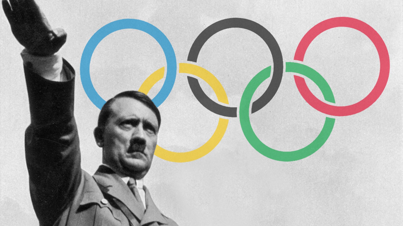 Hitler afholdte OL i 1936