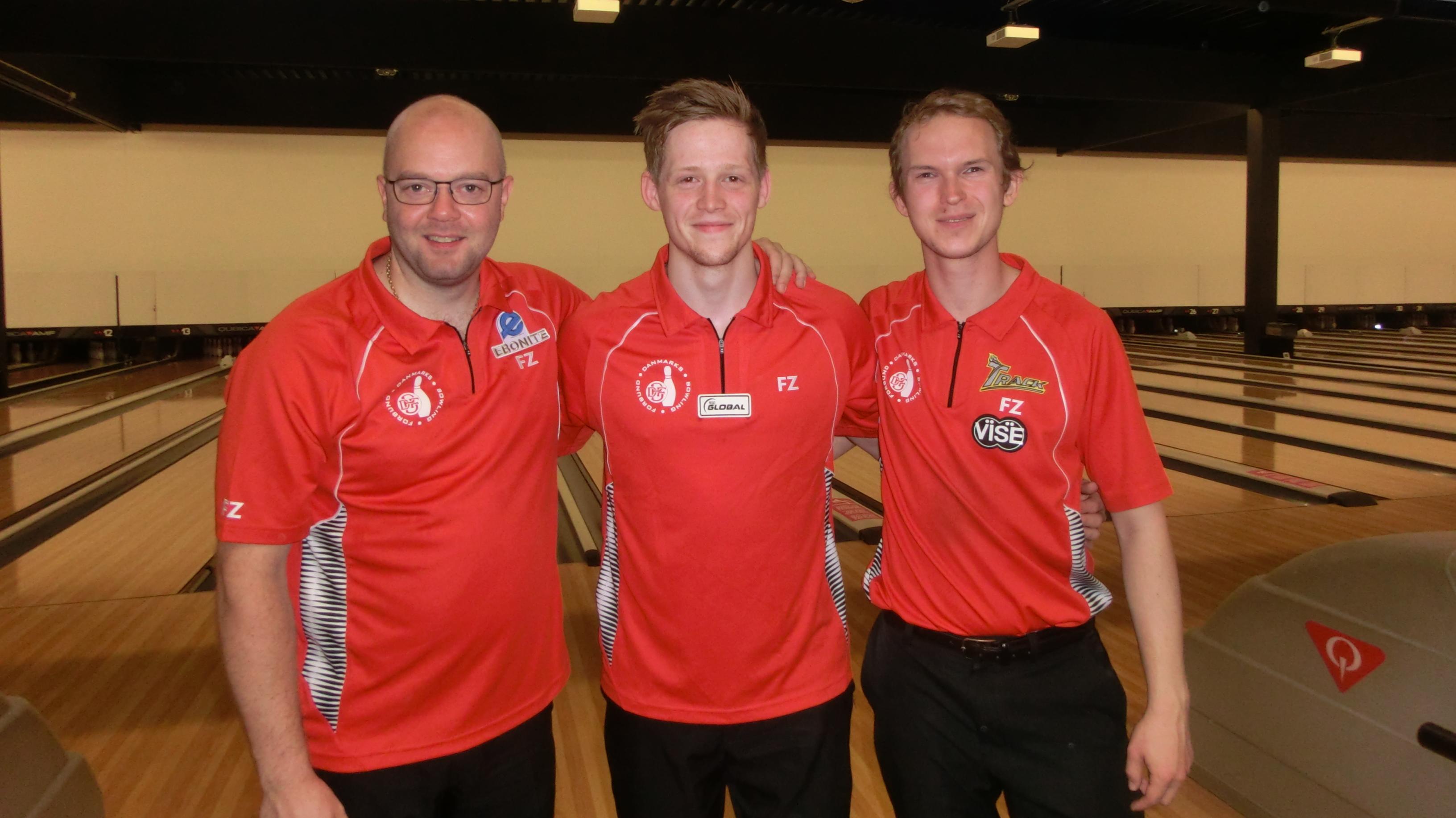 bowling Jesper Agerbo