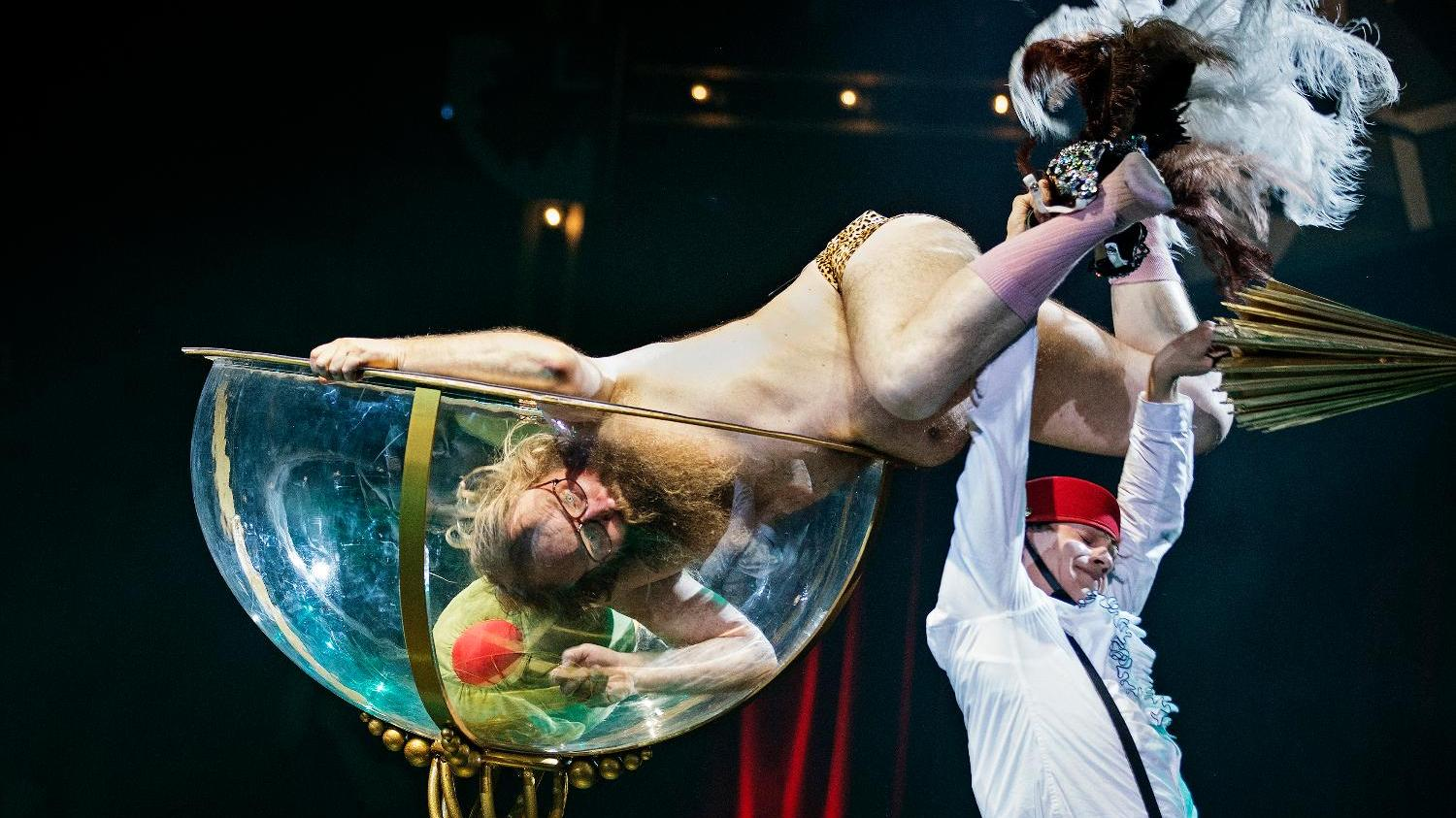 Cirkus Summarum 2016