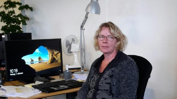 linda er flyttet med sit job til midtjylland udflytning arbejdsplads
