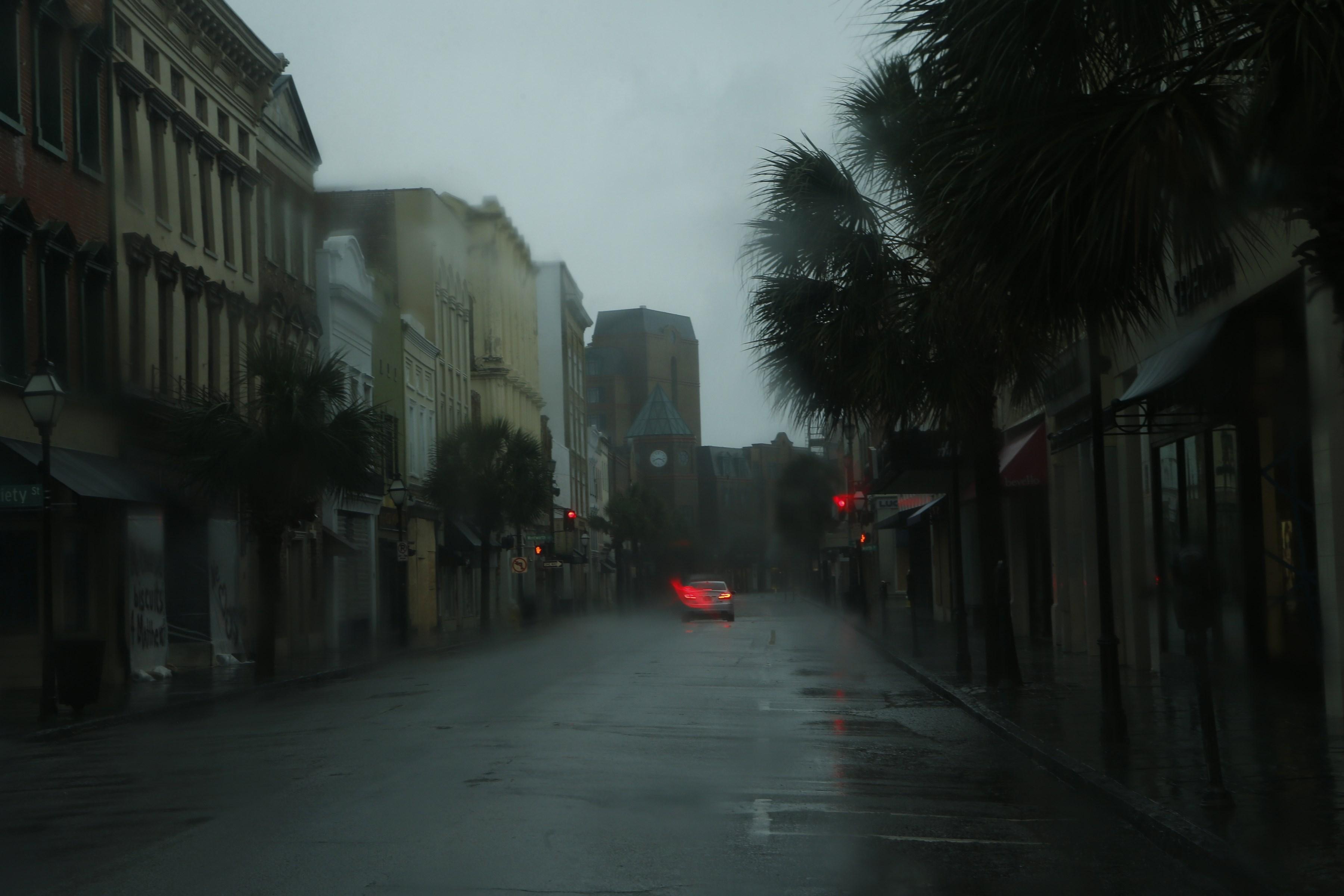 Billeder Orkanen Matthew Stormer Usa Udland Dr