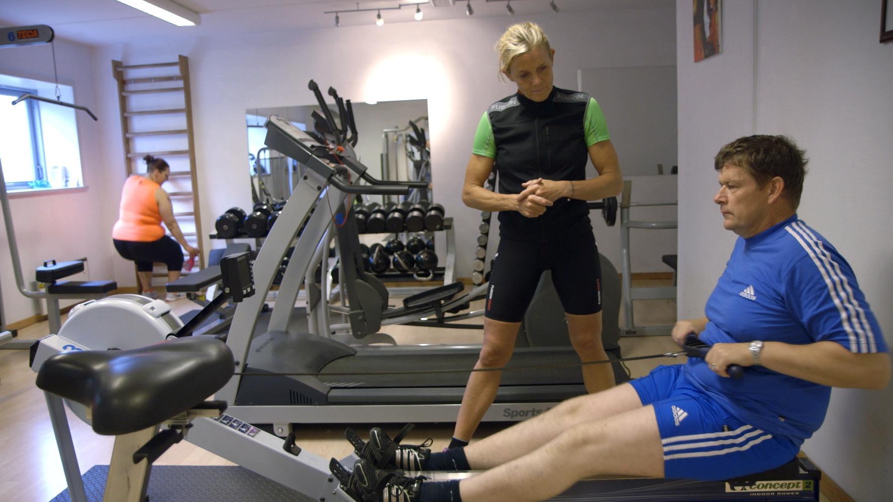 niels træner