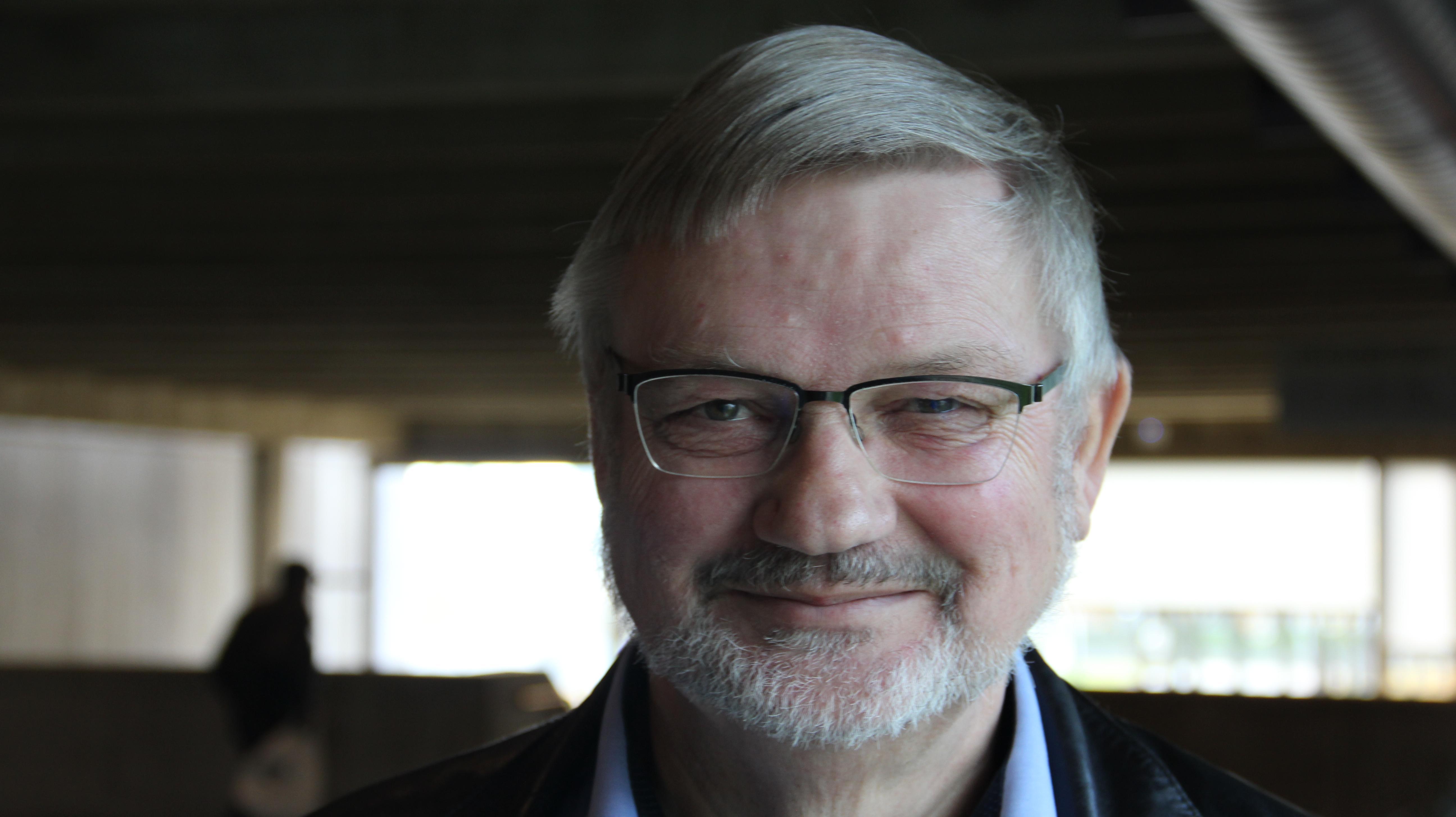 Ango Winther, formand teknisk udvalg, Aarhus Kommune