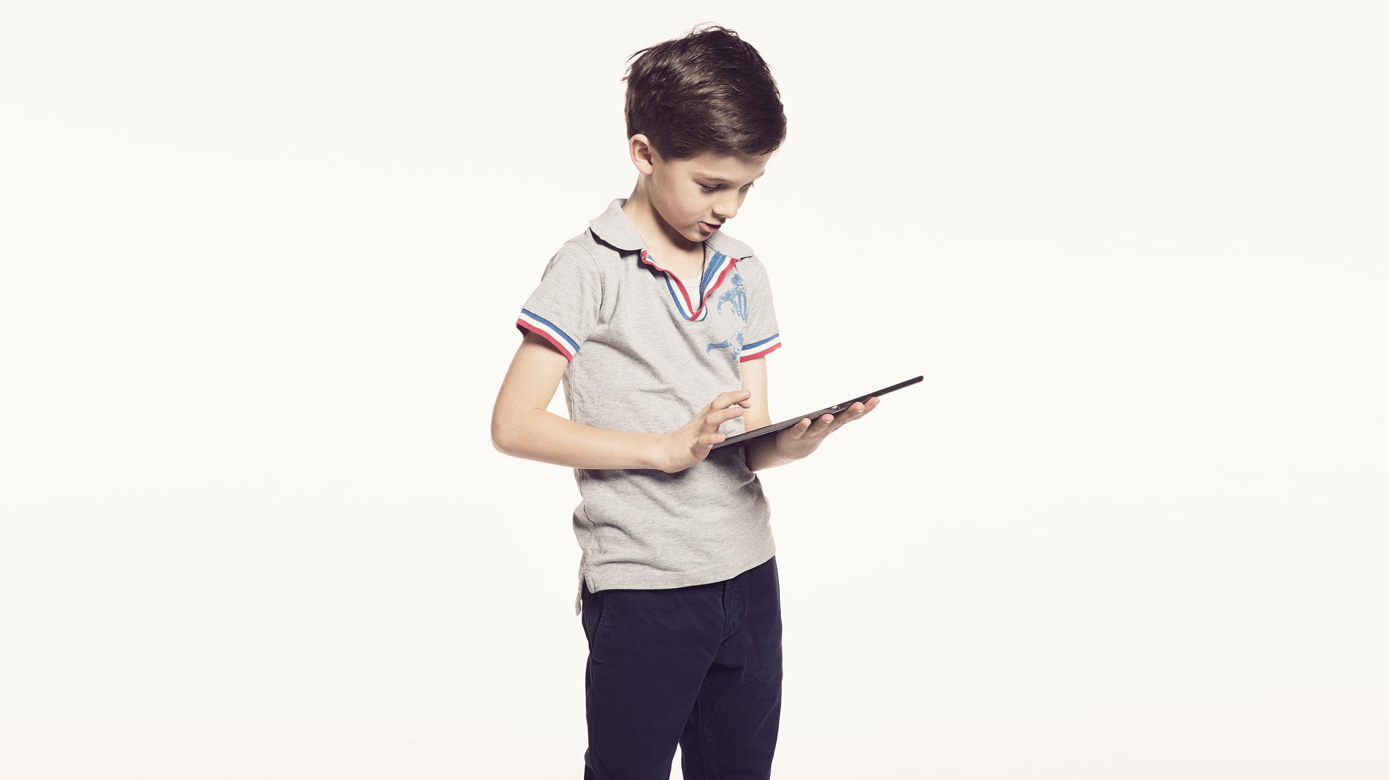 Tablet slår tv blandt tweens