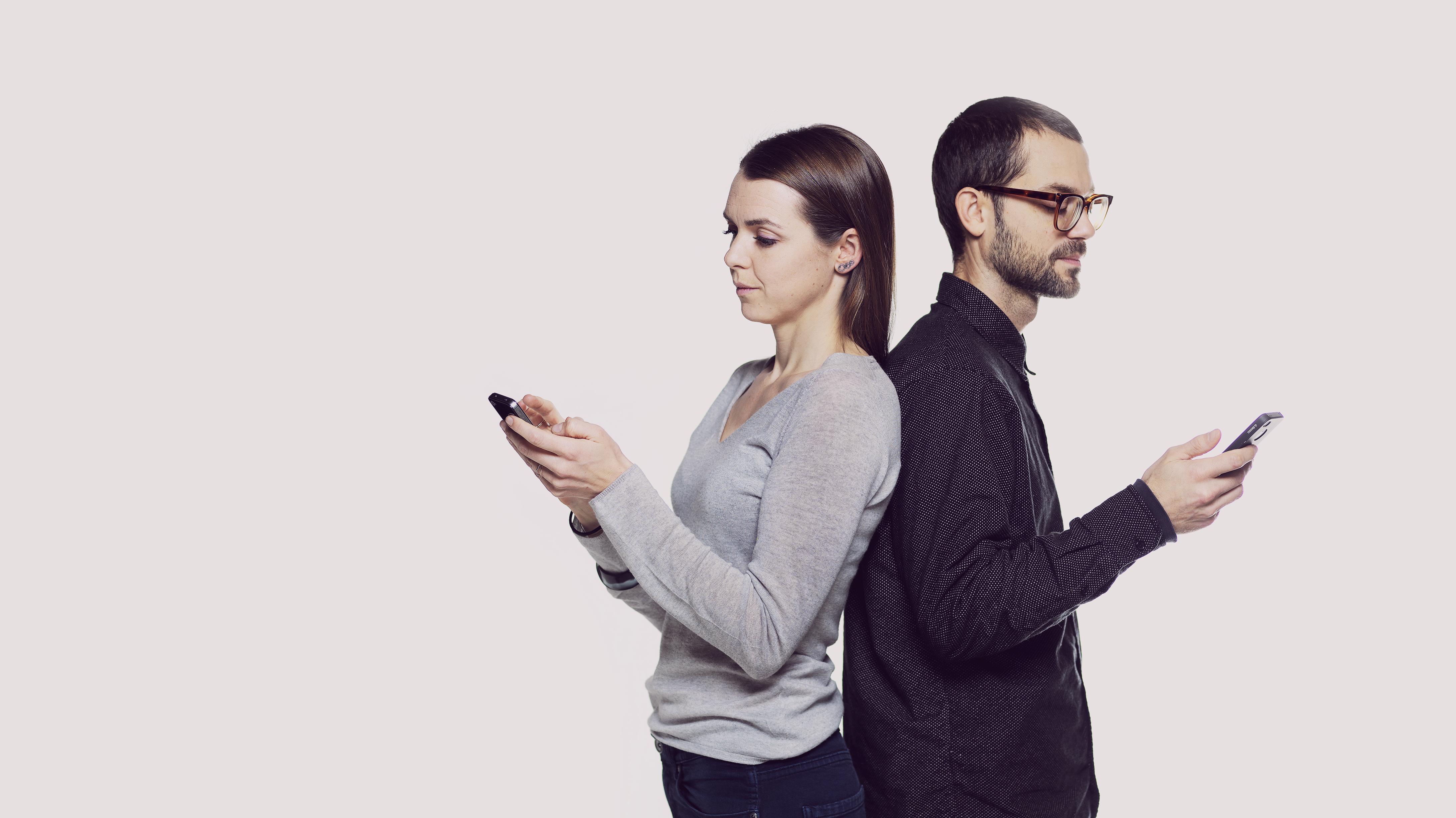 Kvinderne har for alvor taget smartphonen til sig