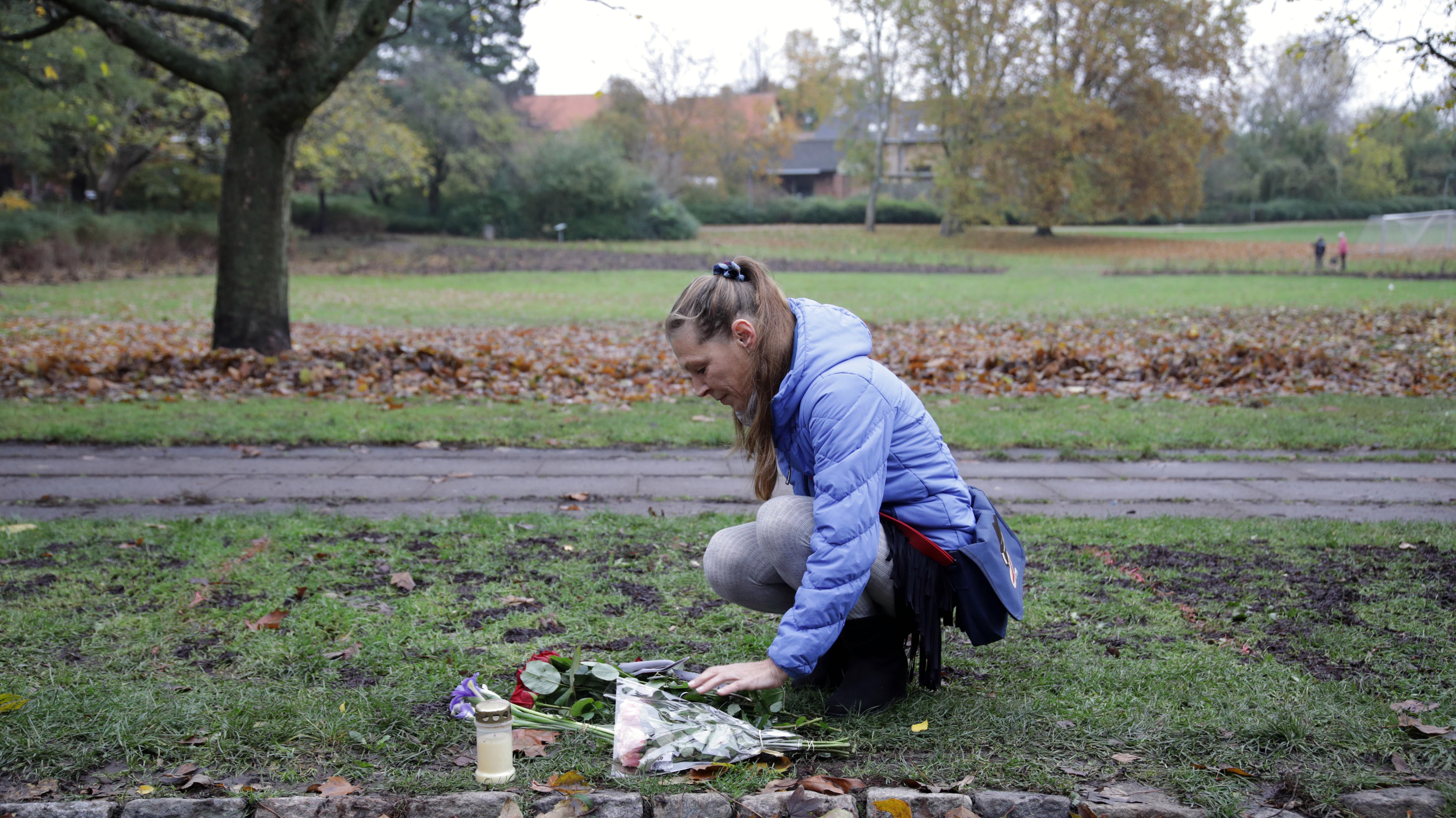 krimi kvinde er fundet draebt af knivstik i park i herlev