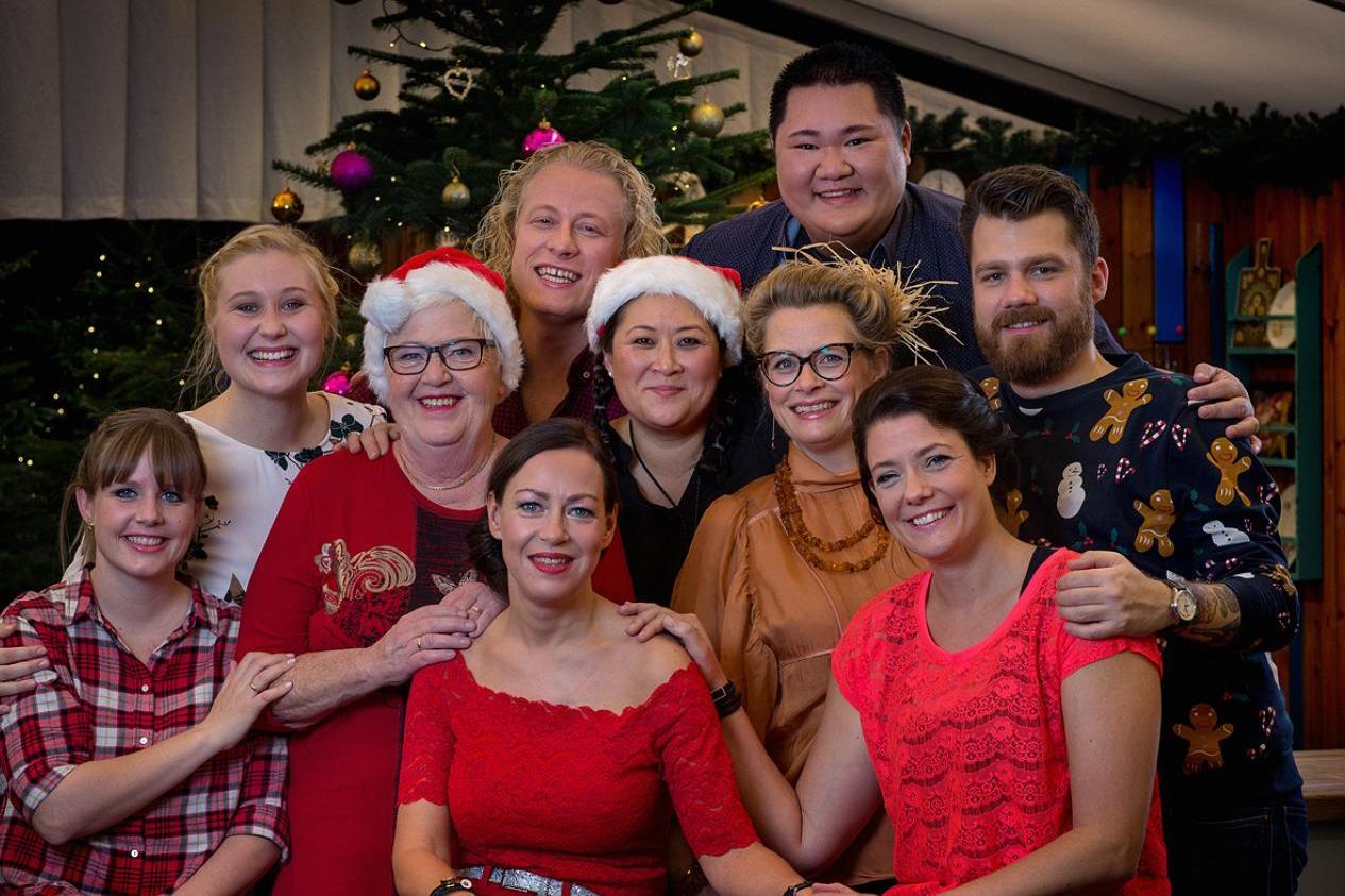 Den store jule- og nytårsbagedyst (1:2)