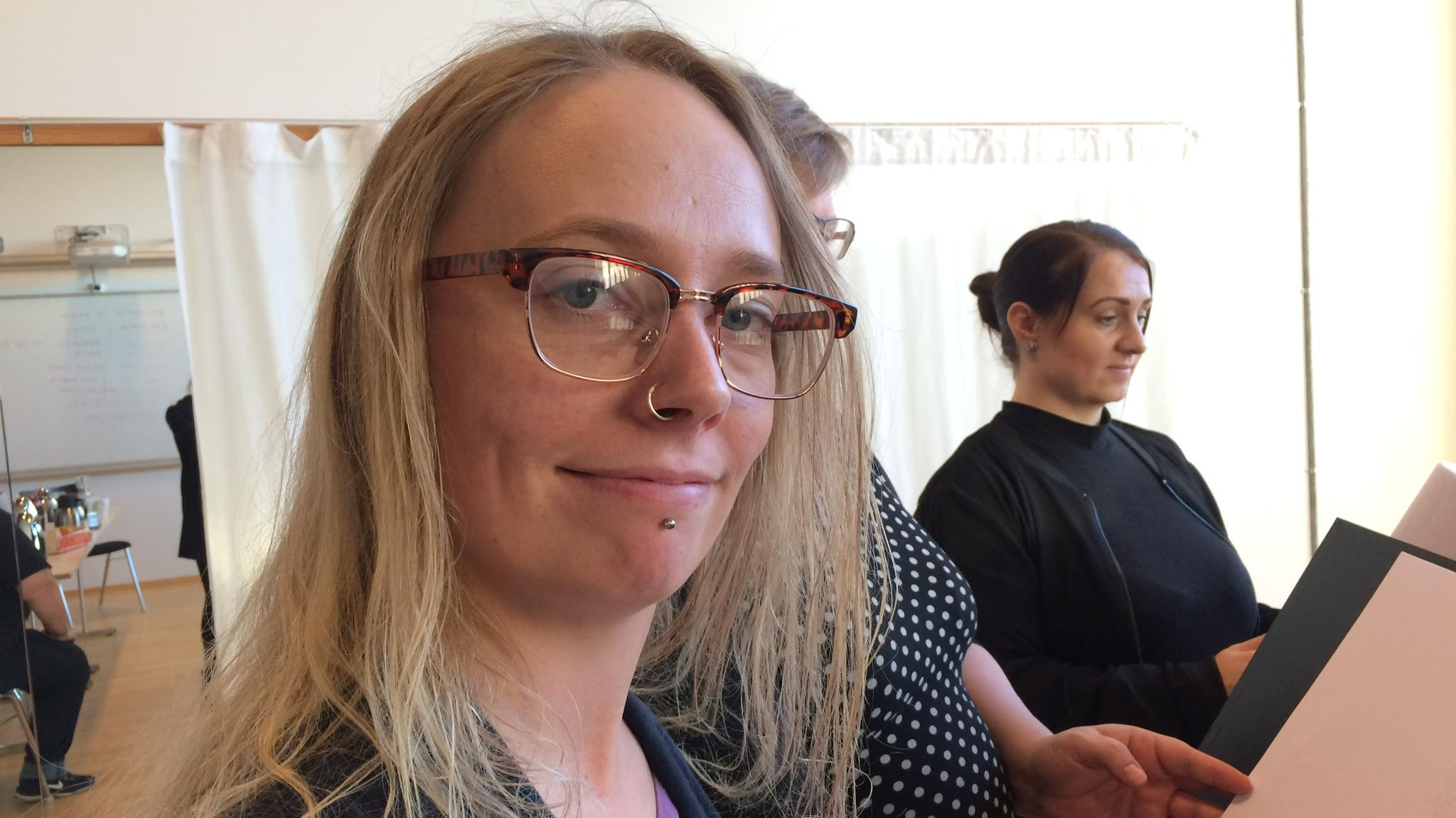 Linda Kristensen, langtidssygemeldt