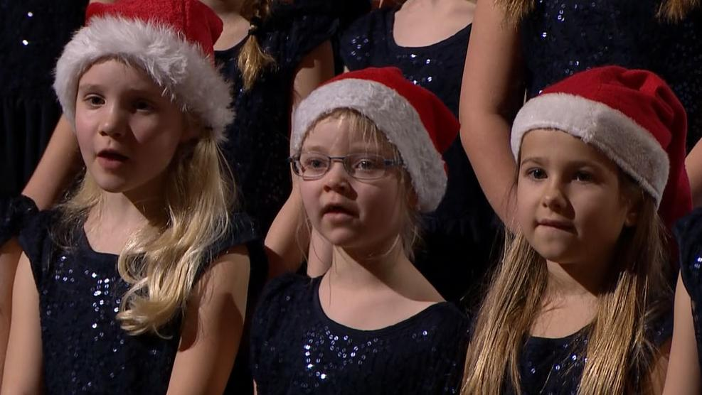 DR BørneKoret - Julen 2016