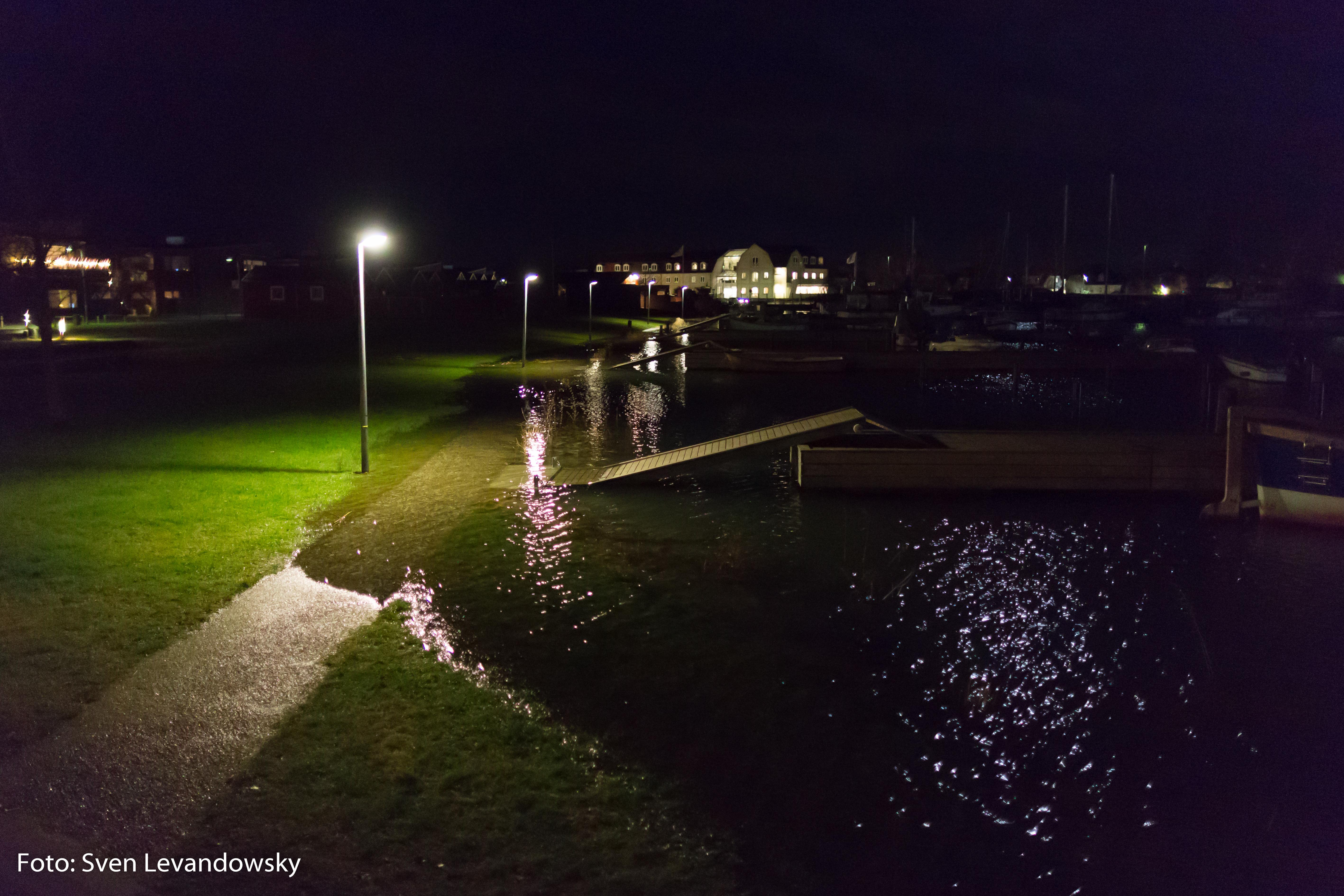 Havnen i Køge