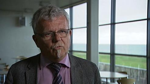 Iver Enevoldsen, borgmester, ringkøbing-skjern kommune