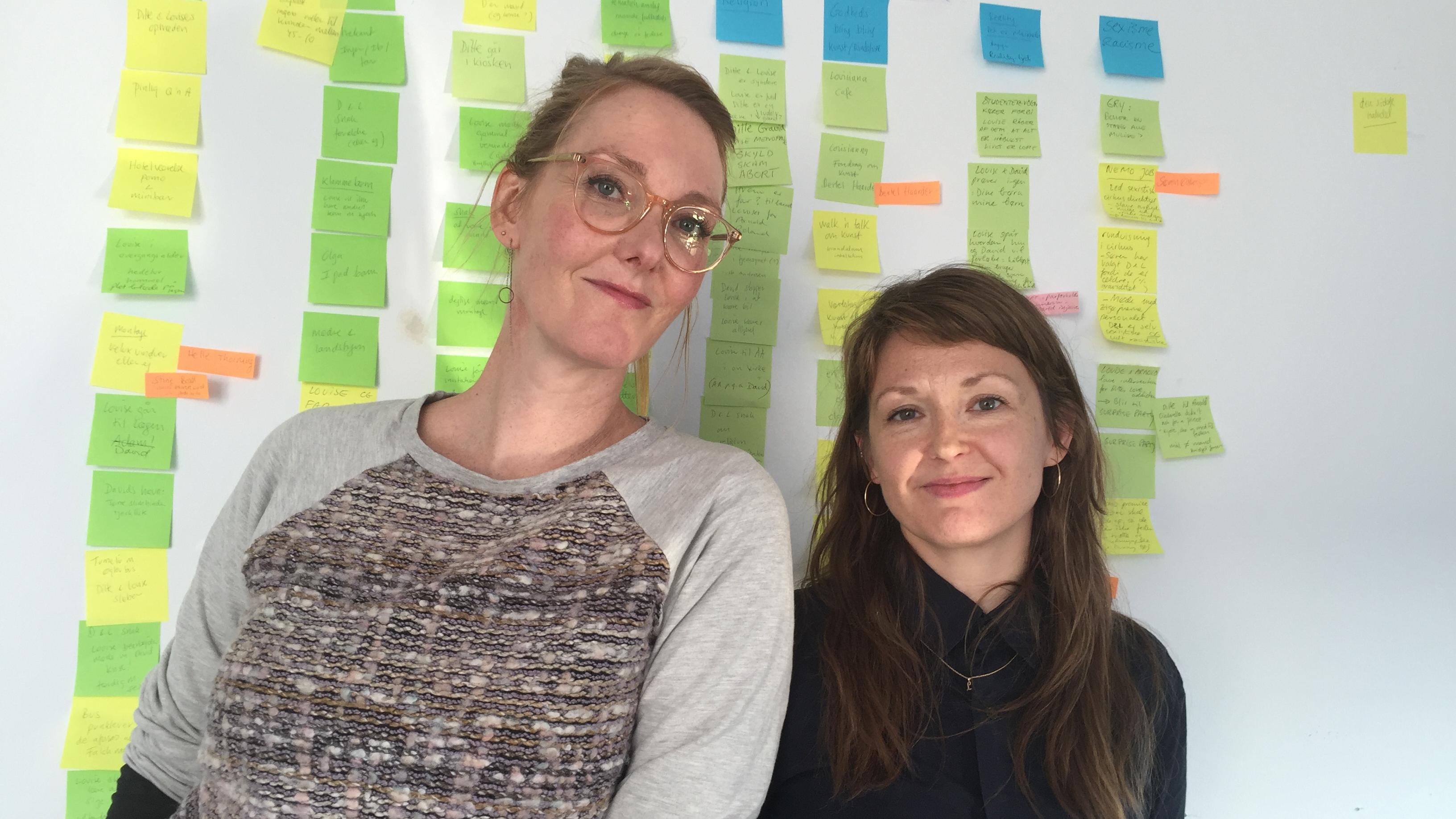 Ditte Hansen og Louise Mieritz.jpg