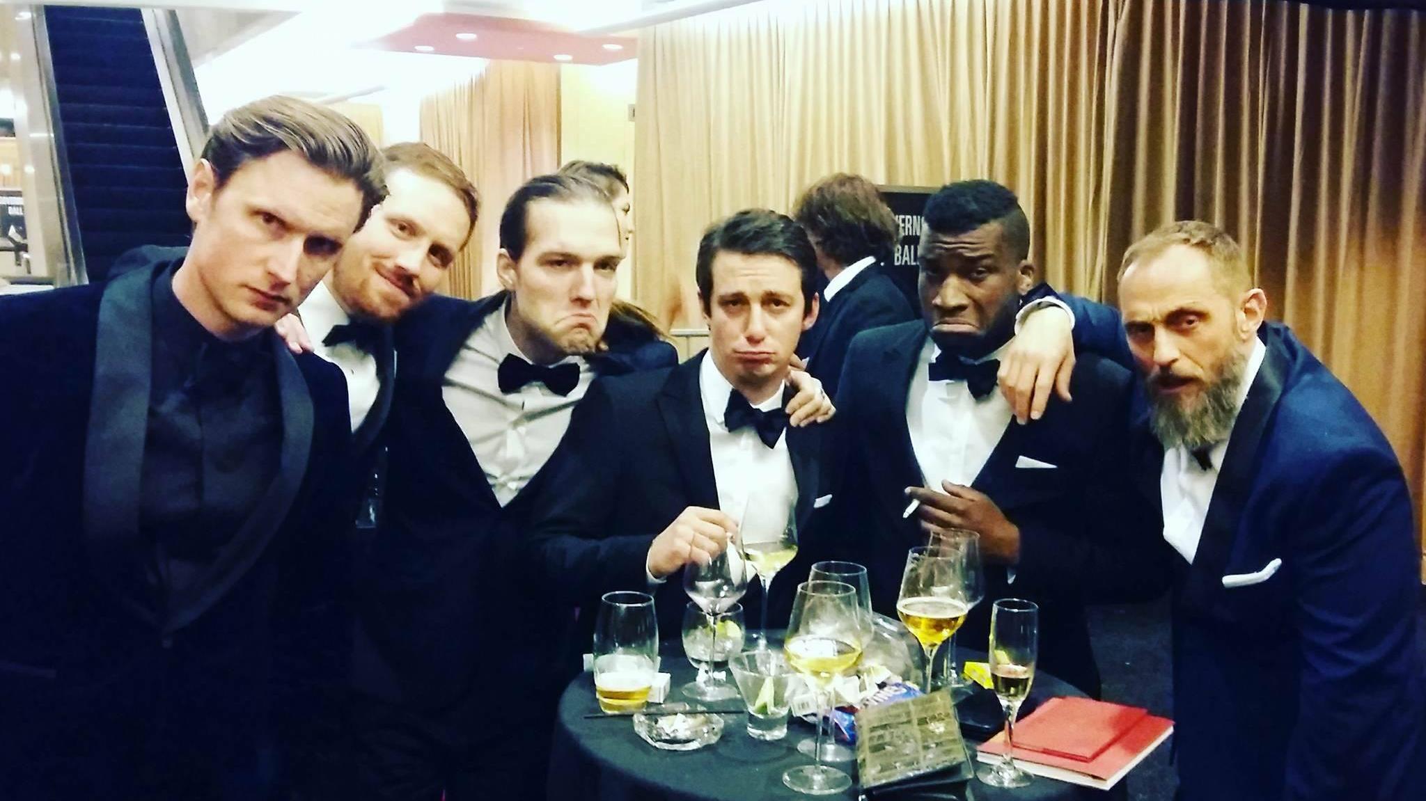 skuffet Oscar-hold