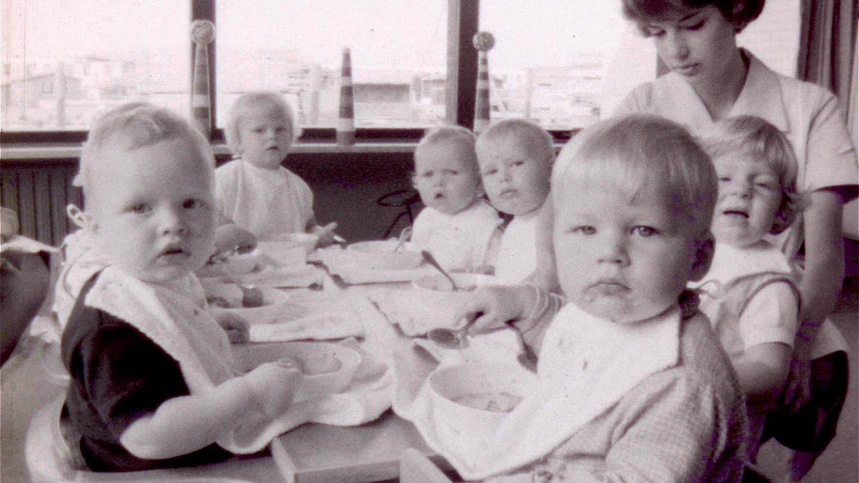 En vuggestue i 1967