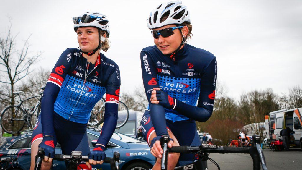 Pernille Mathisen, Christina Siggaard, Team Veloconcept Women