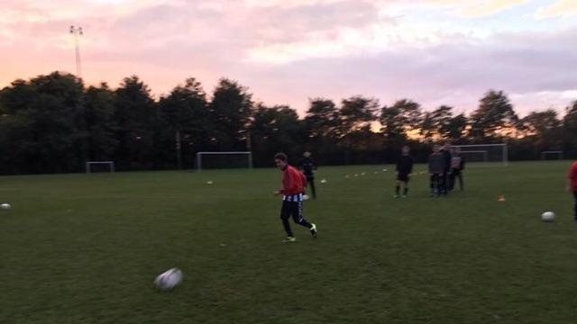 Fodbold for udviklingshandicappede