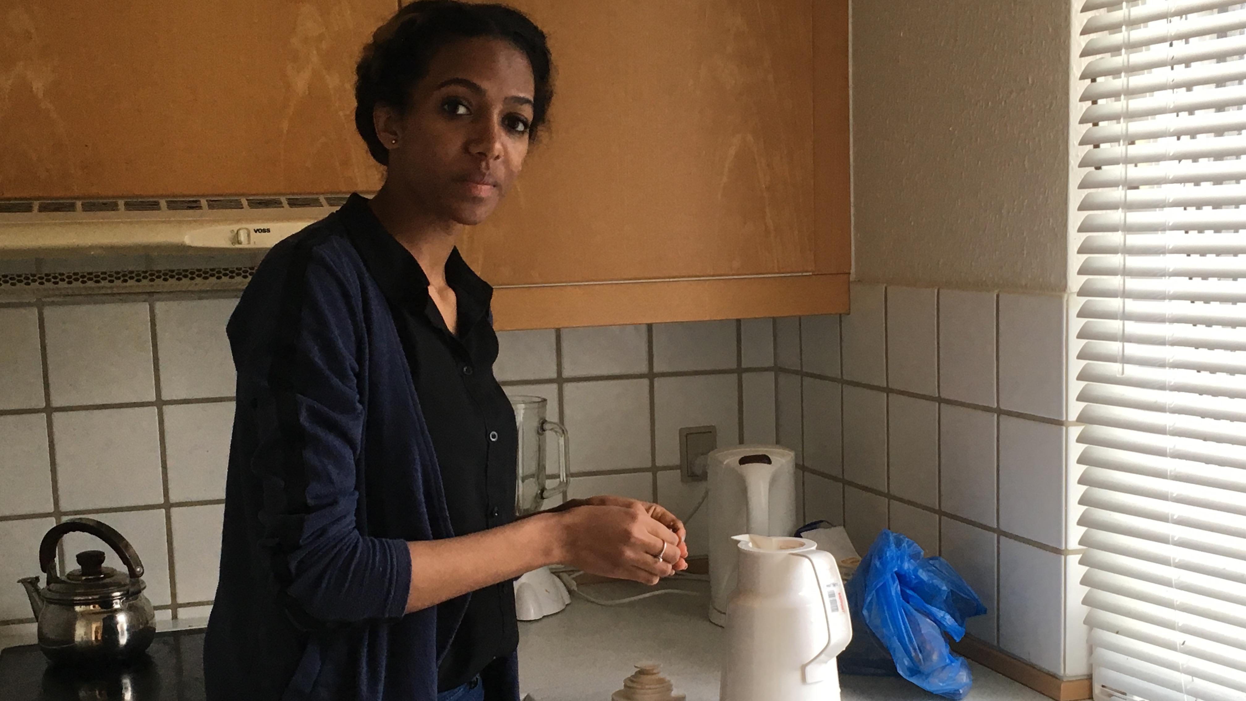 Niat Flygtning eritrea