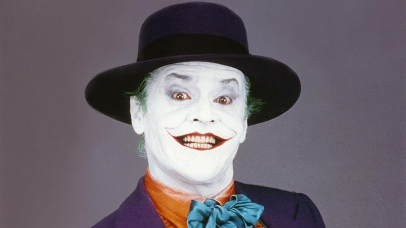 Jack Nicholson i Batman