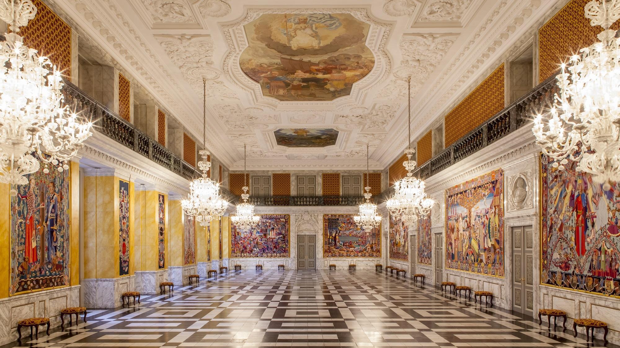 Riddersalen Christiansborg