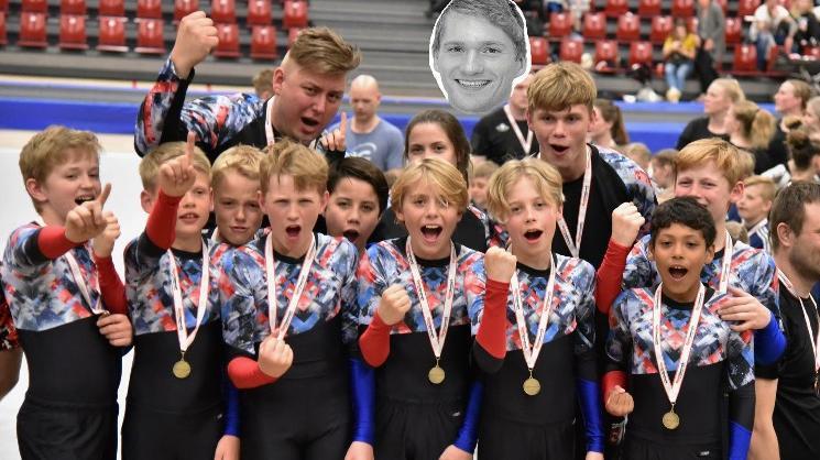 Teamgym Aarhus mini