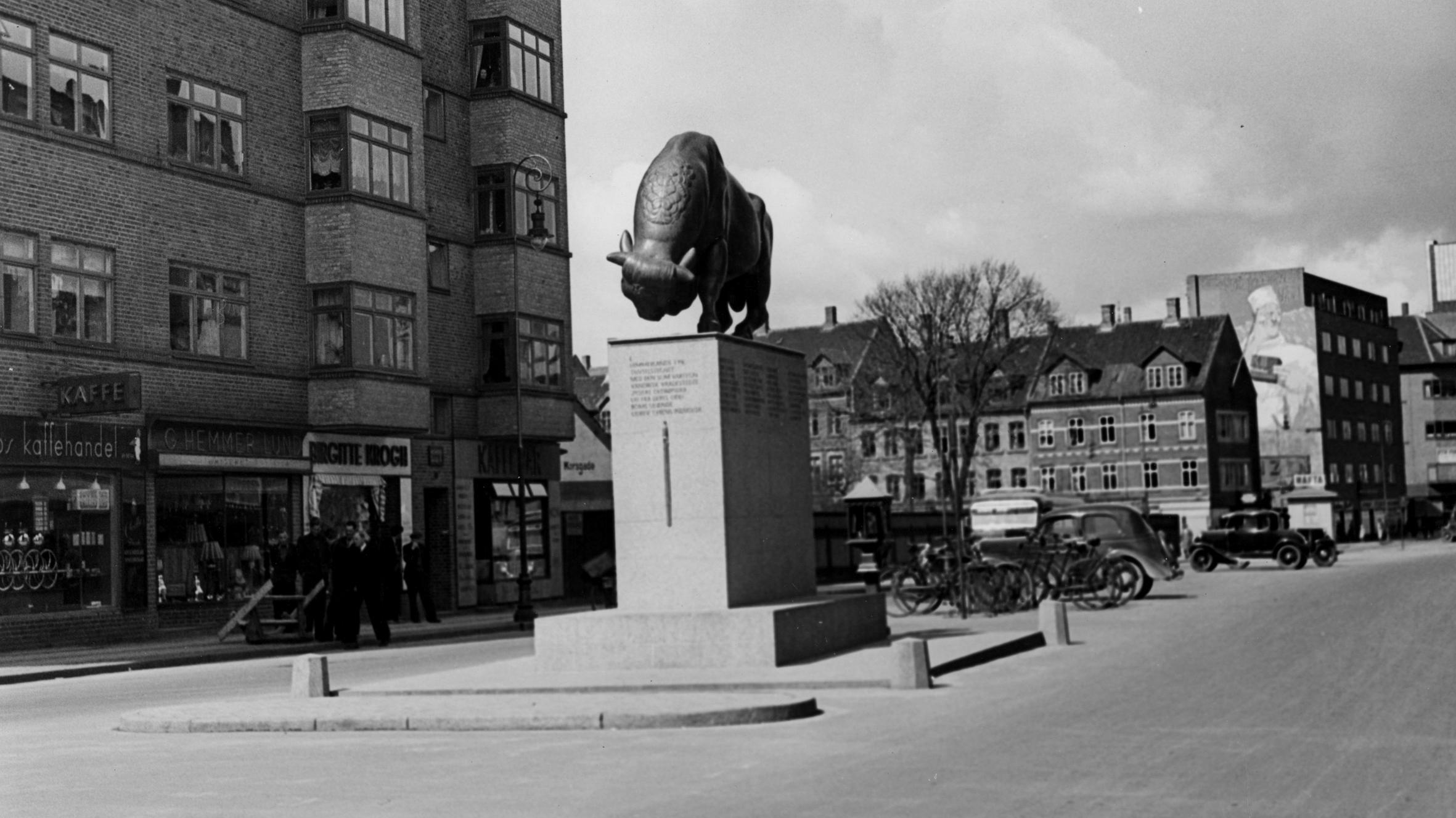 Anders stjal sværdet fra Cimbrertyren – blev først opdaget 16 år efter | Nordjylland | DR