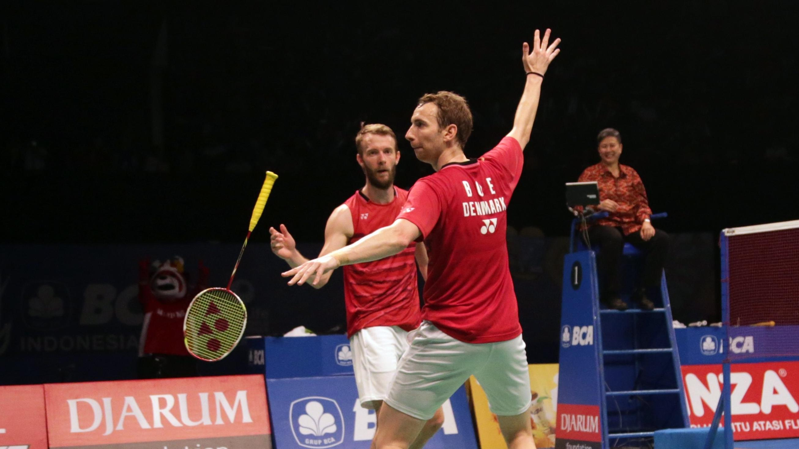 Mathias Boe Says BCA Indonesia Open Marred By Abuse Threats