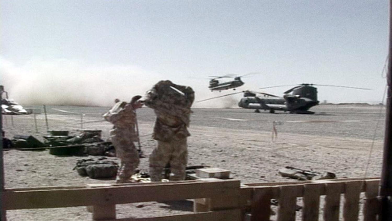 Vi går i krig: Afghanistan