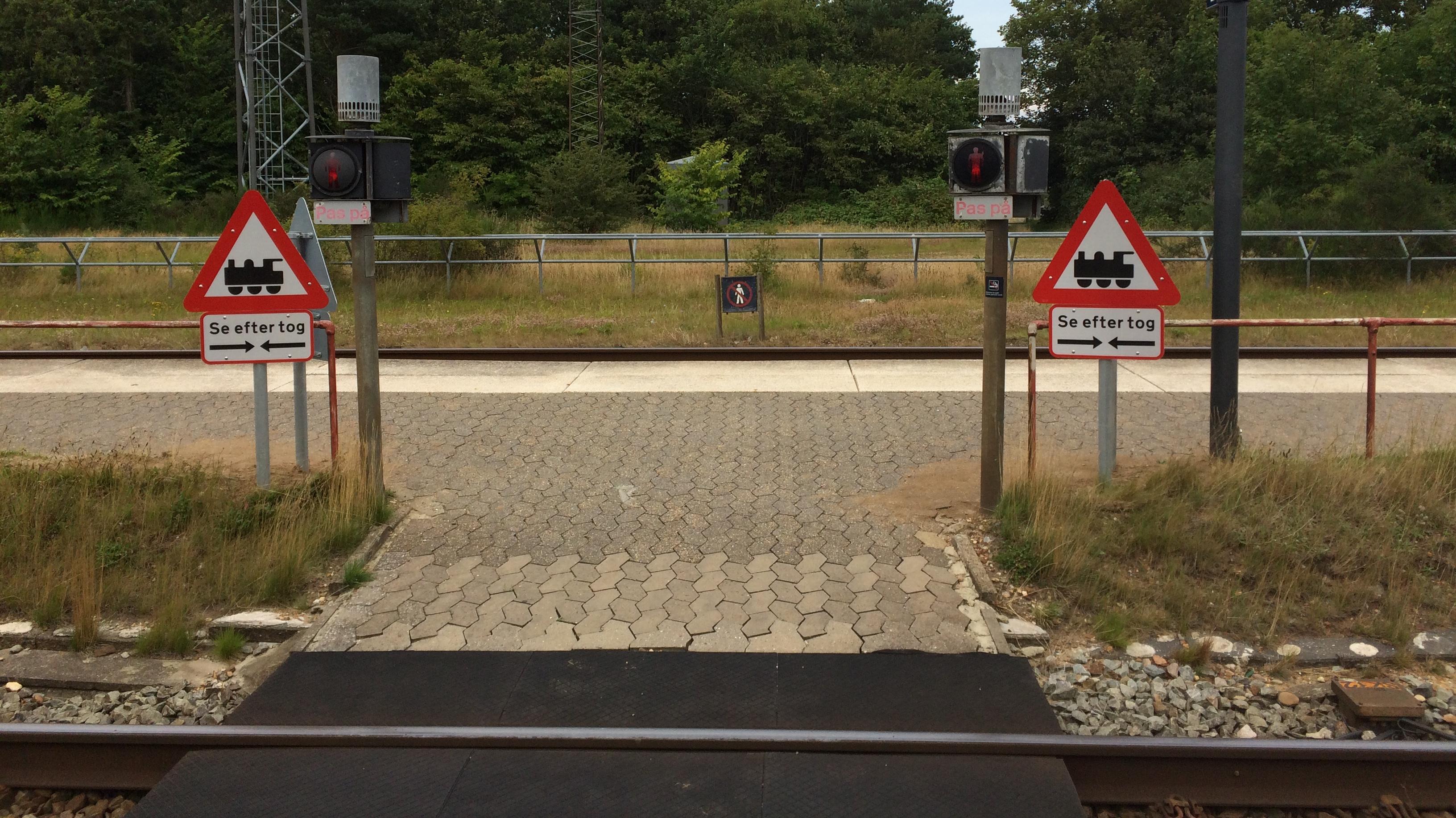 Tjæreborg Station