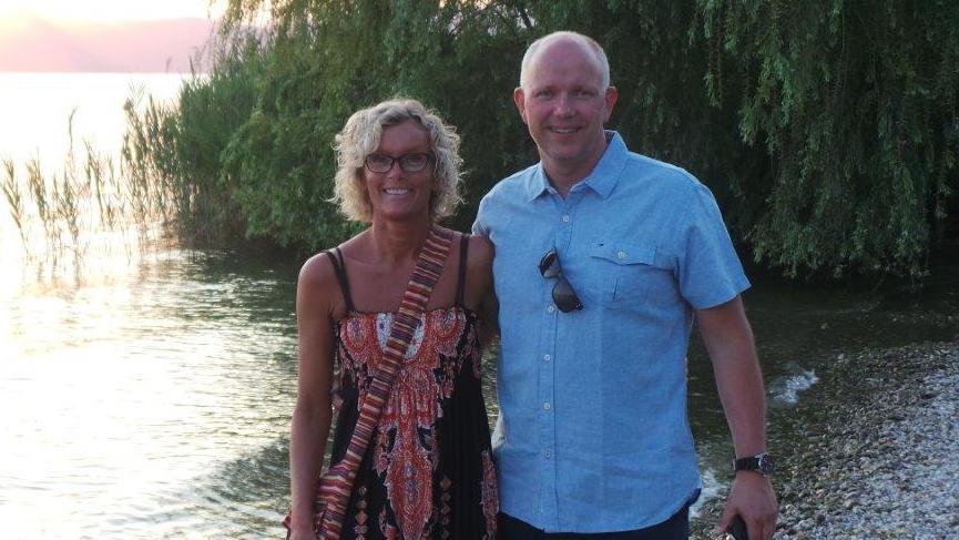 Laila og Lars Bundgaard