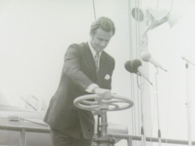 Stigsnæs 1972 - prins Henrik