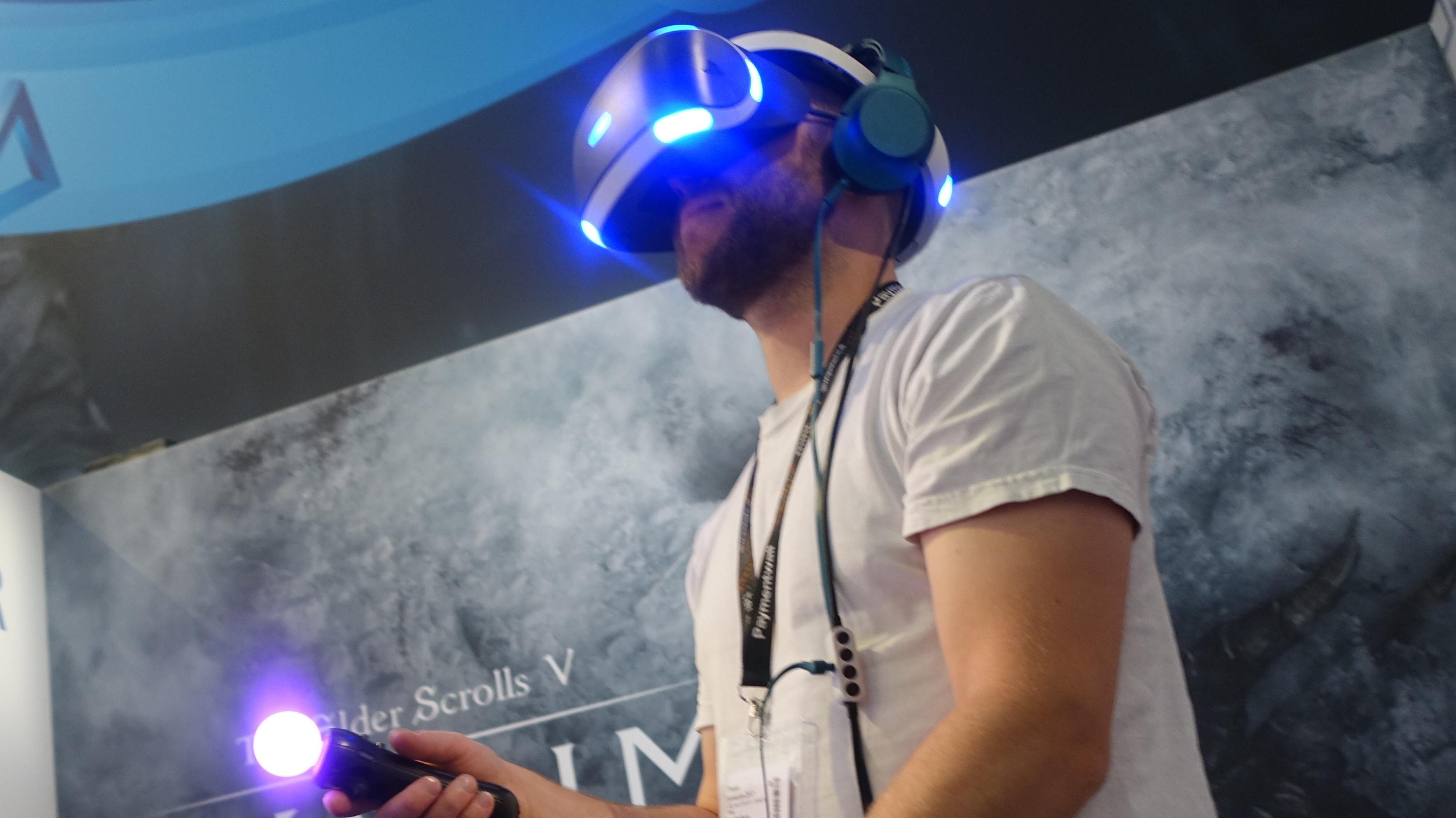 Gamescom VR