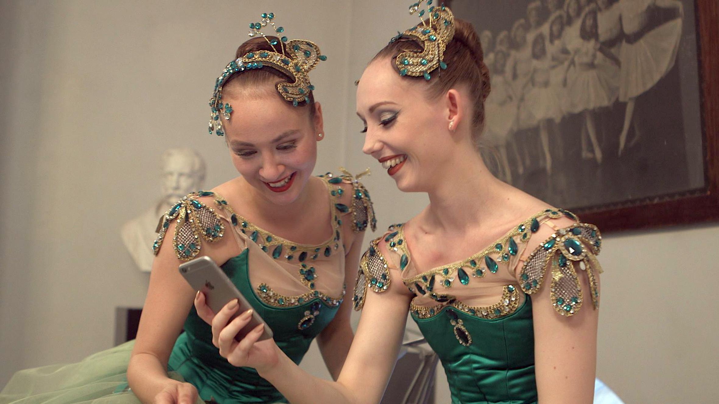 balletdansere på instagram