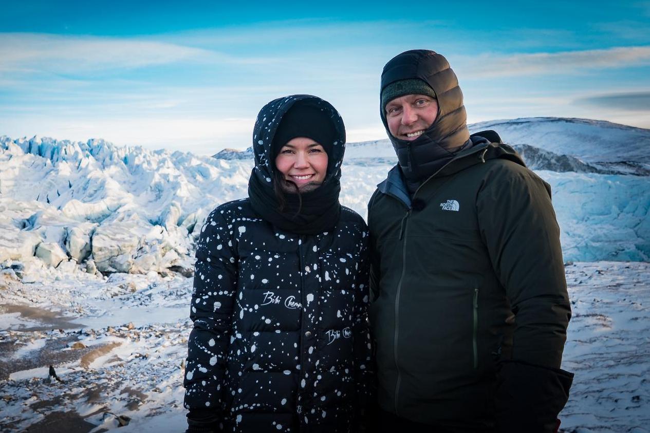 Julehilsen til Grønland 2016