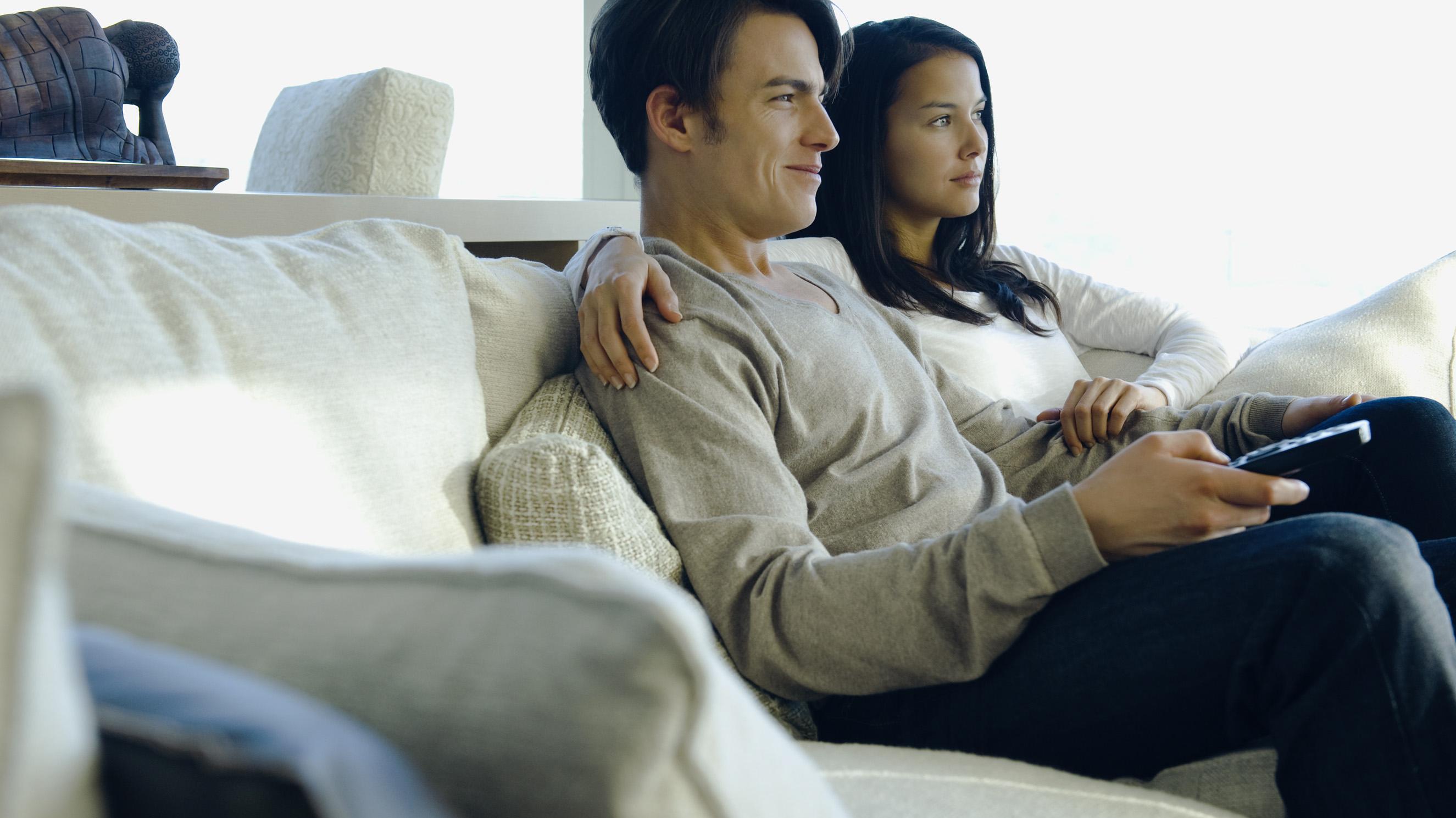 Par ser tv sammen