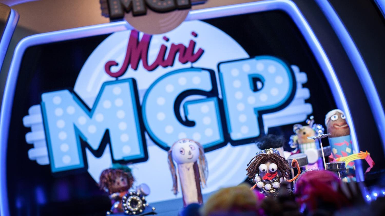 Mini MGP - Show
