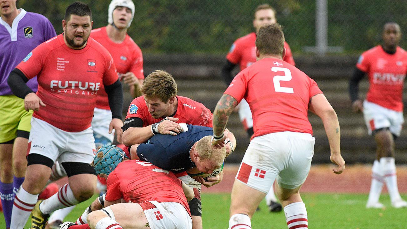 Rugby landsholdet 2017