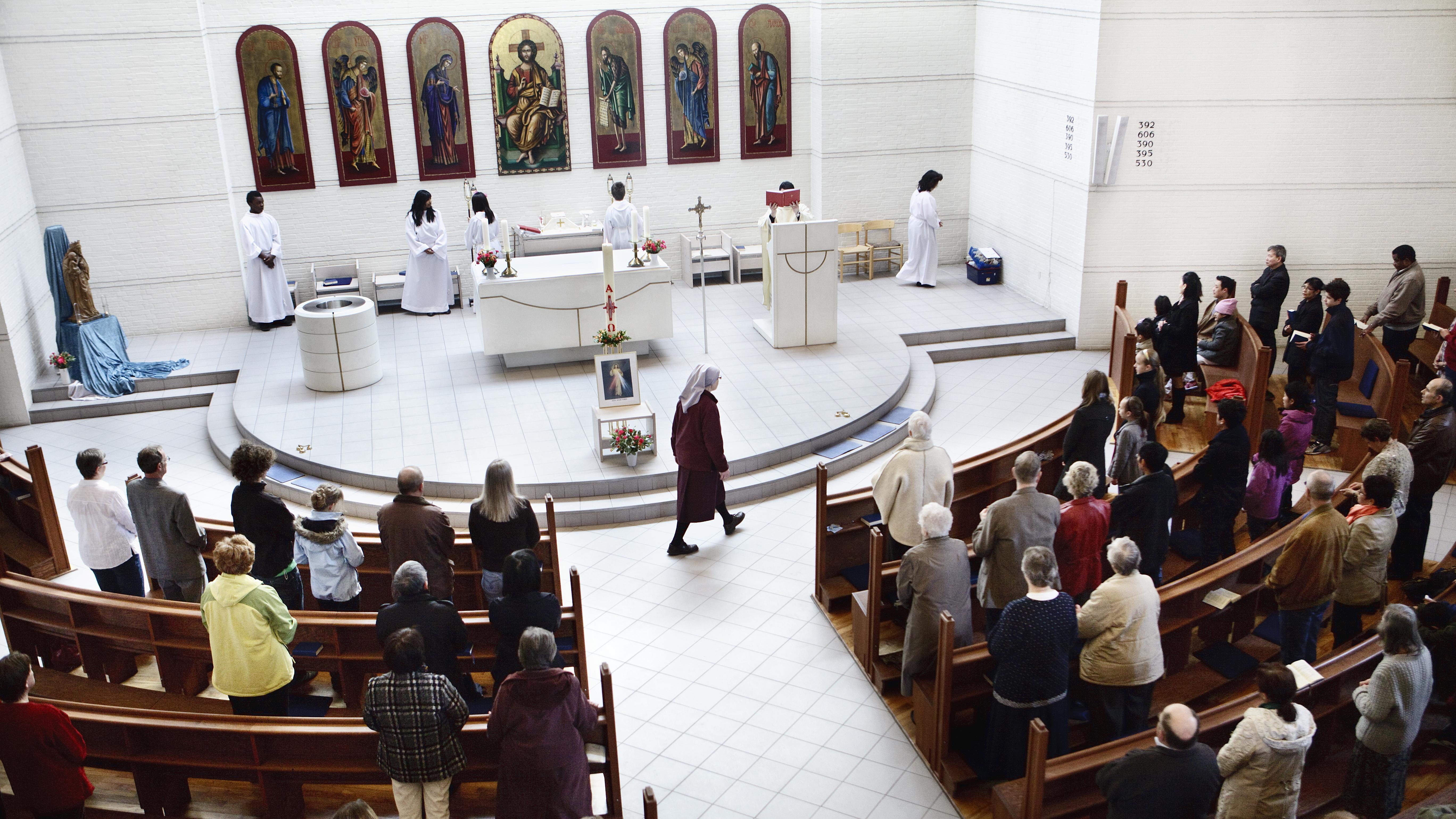 Katolsk kirke