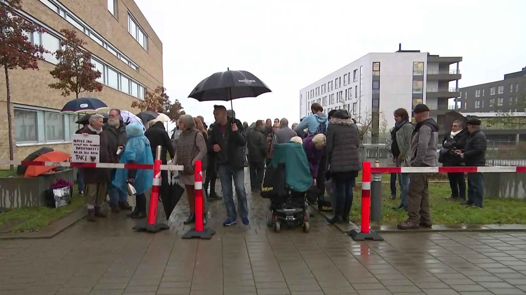 Retten i Holbæk - Moffe-sagen