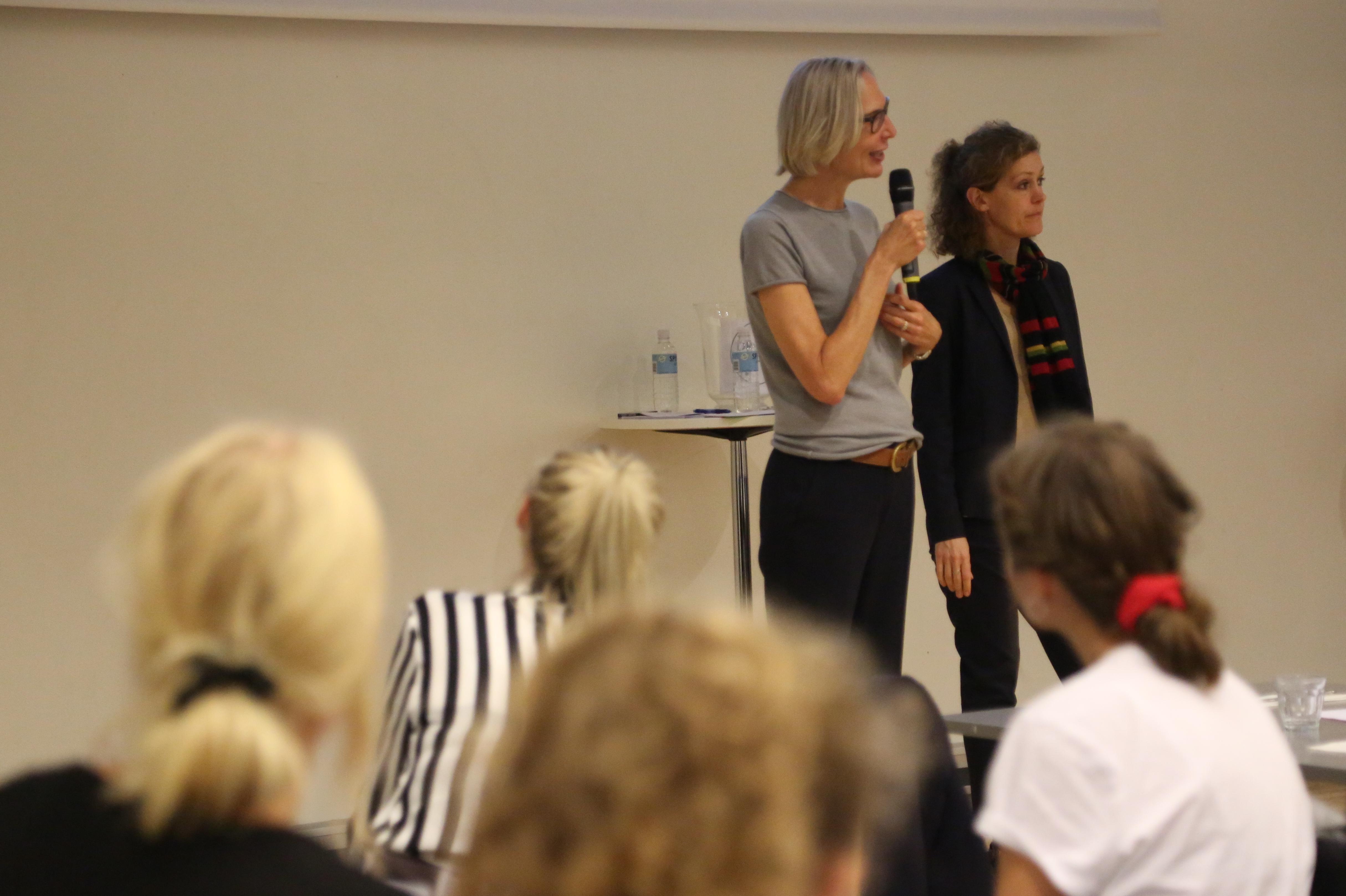 DR direkte d. 2. oktober 2017 i Aarhus