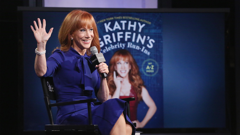 Kathy med bog