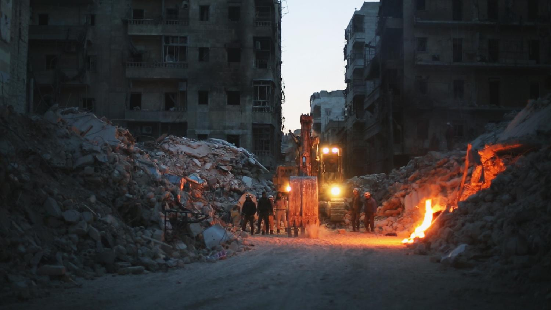 Dokumania: De sidste mænd i Aleppo