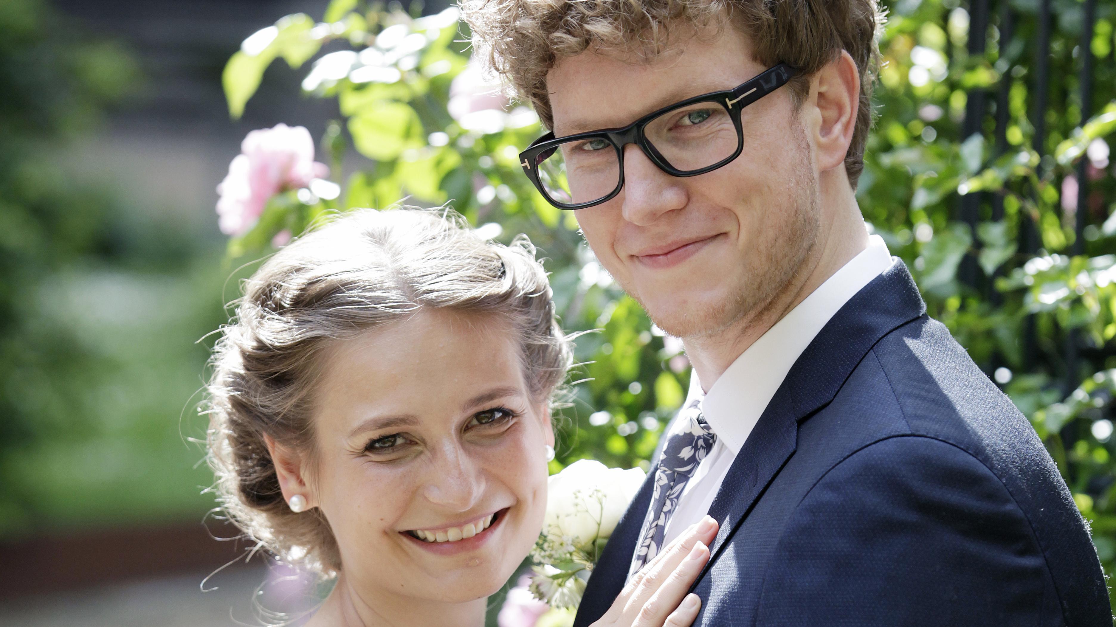 Gift ved første blik III