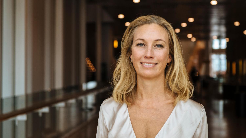 TV-chef Emma Kronqvist