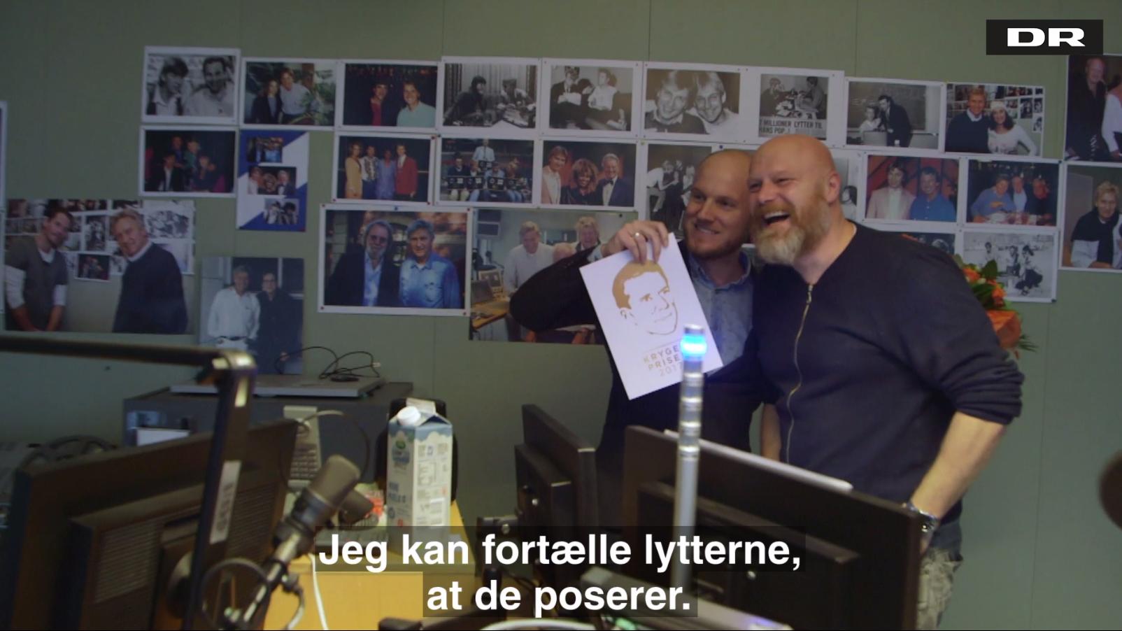 Mads Steffensen fik Krygerprisen