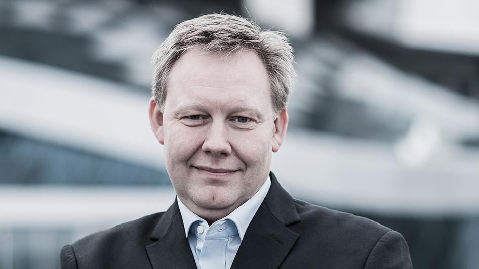 Musikchef Jan Kvistborg Aalborg Symfoniorkester