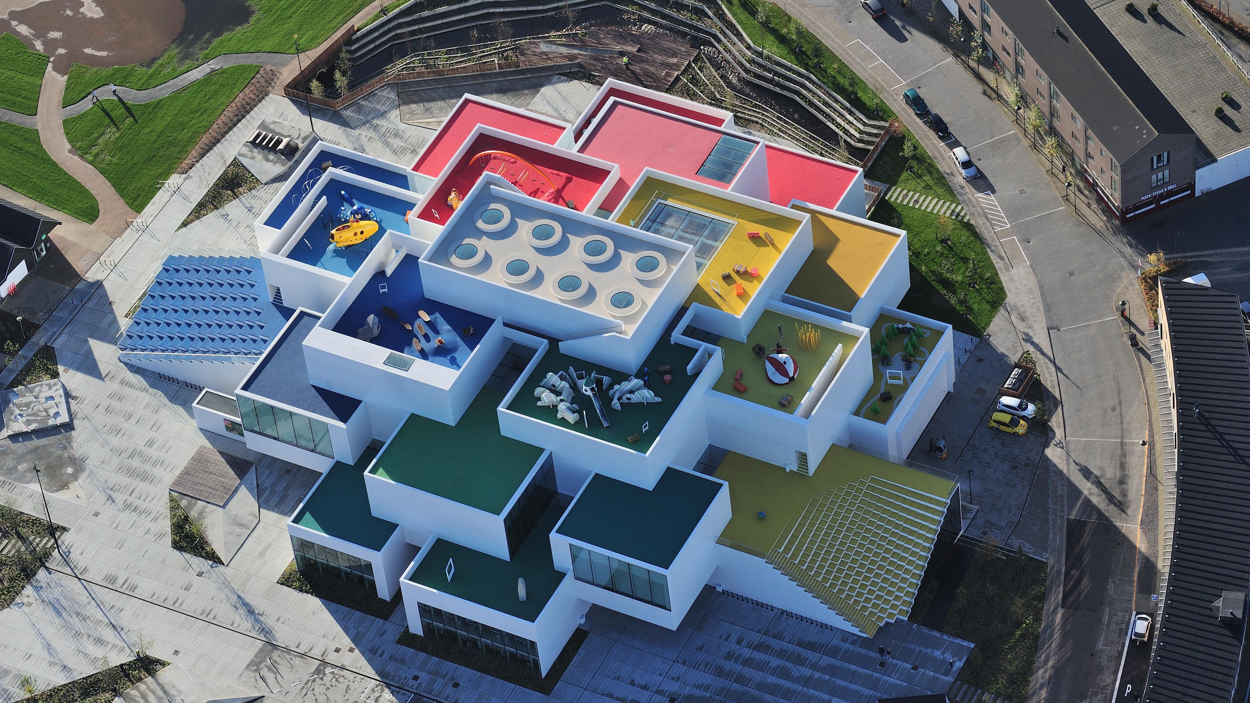 Lego House Billund Bjarke Ingels