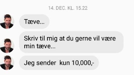 Jasmine Søgaard chat