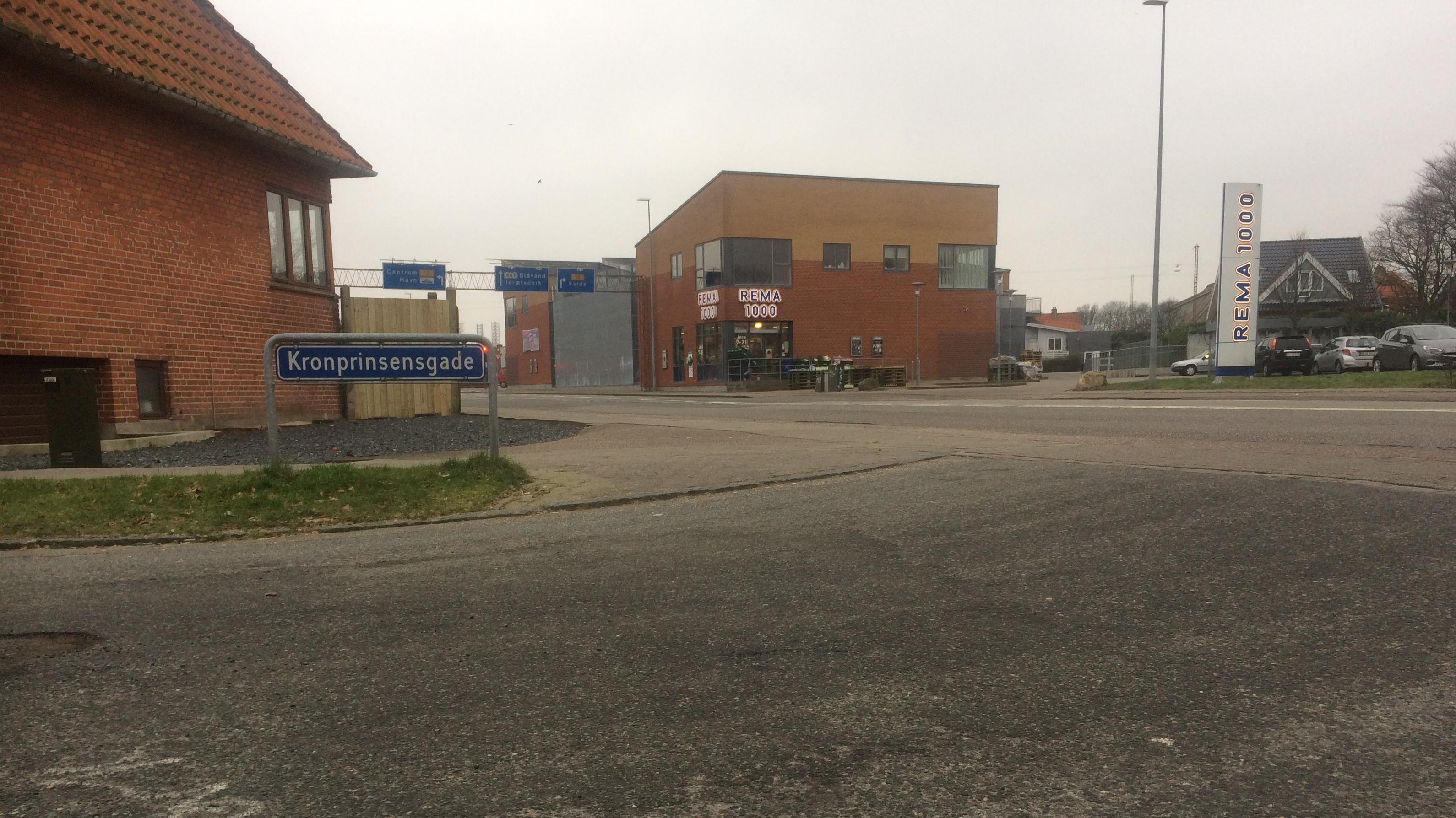 Bandekonflikt i Esbjerg