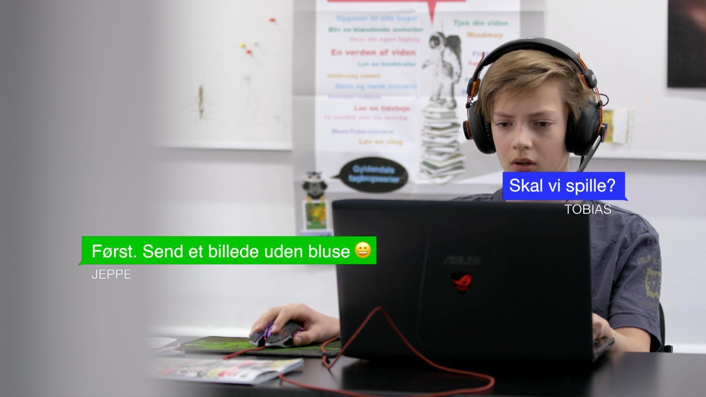 Digital trivsel med 'Klassen'