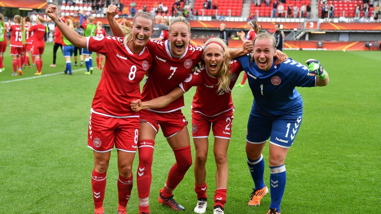 Det danske kvindelandshold